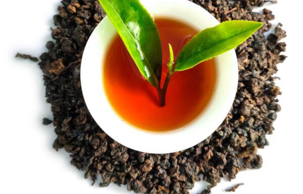 Wuyi Black Tea
